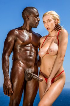 Blacked Models – Kendra Sunderland Cheating On Vacation!