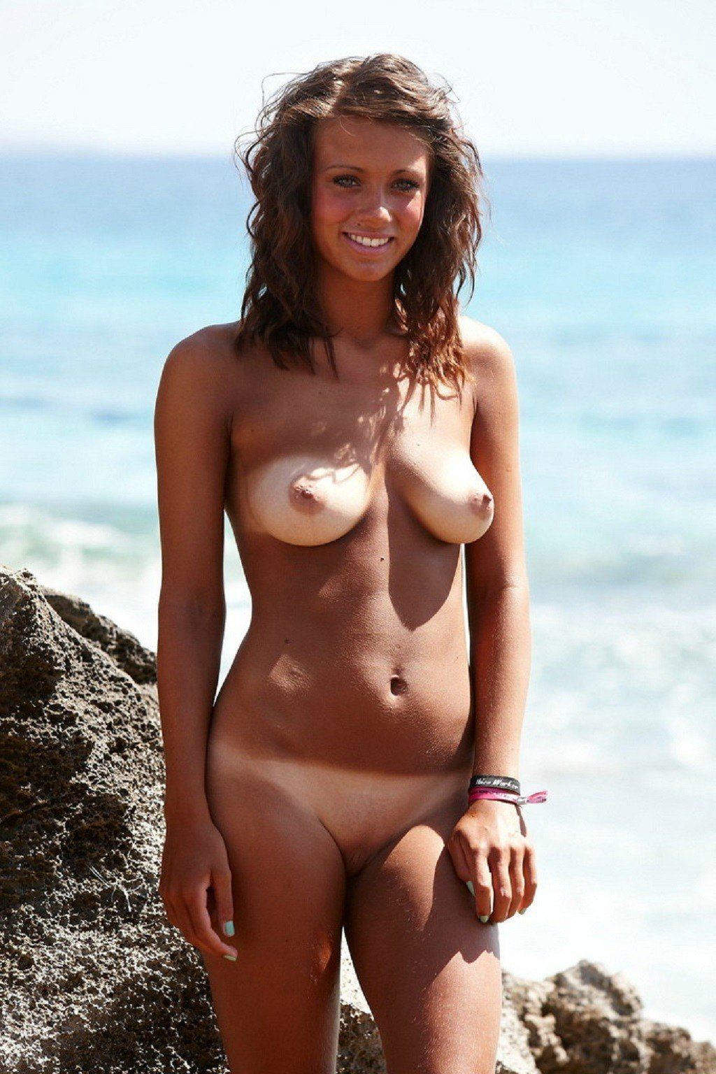 Hot Tan Lines On Nude Girls